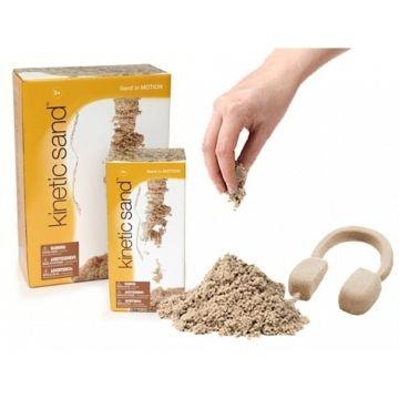 Кинетический песок Kinetic Sand (2.5 кг)