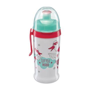 Поильник Happy Baby Feeding Cup с прищепкой для крепления