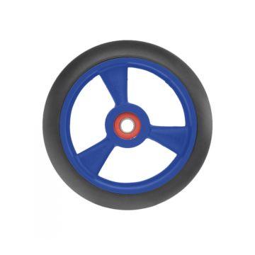 Колесо переднее с подшипником для Trolo Mini Up (синий)