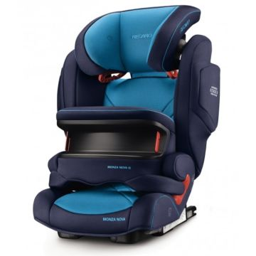 Автокресло Recaro Monza Nova IS Seatfix 2016 Xenon Blue