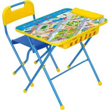Комплект детской мебели Ника Детям ПДД КПУ2П