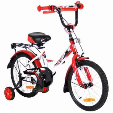 """Детский велосипед Velolider Orion 18"""" Белый/Красный"""