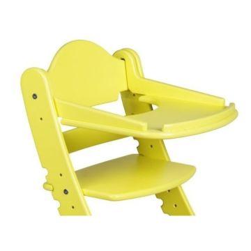 Столик к растущему стулу Два Кота (желтый)