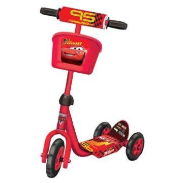 Самокат Toymart Тачки с корзиной