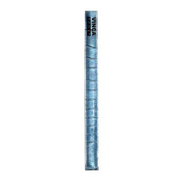 Светоотражающий браслет Vinca Sport 38х400мм (серебристый)