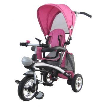 Трехколесный велосипед-беговел Sweet Baby Mega Lexus Trike Pink
