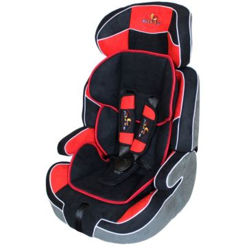Автокресло ForKiddy Trevel Soft (red)