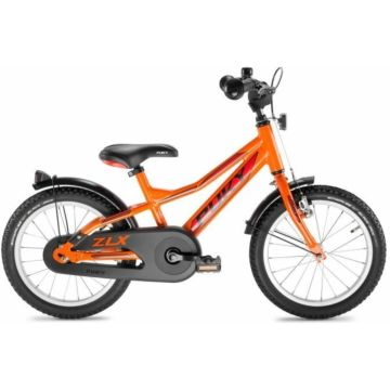"""Детский велосипед Puky ZLX 16-Alu 16"""" (orange)"""