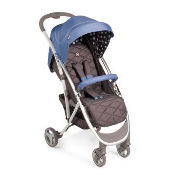 Коляска прогулочная Happy Baby Eleganza (голубой)