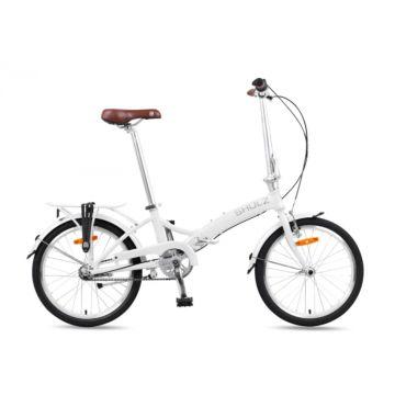 Велосипед складной Shulz Goa Coaster (2016) белый