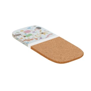 Матрас Baby Care Mini Kiddy Coconut 80х35х3см