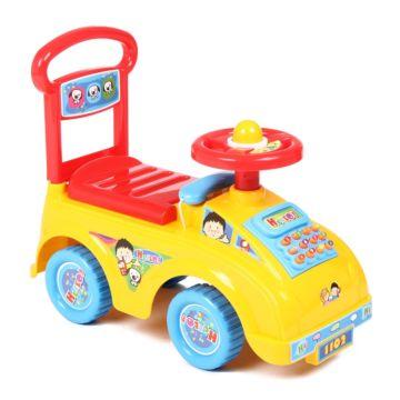 Каталка Kids Rider 1102 (Красно-жёлтый)