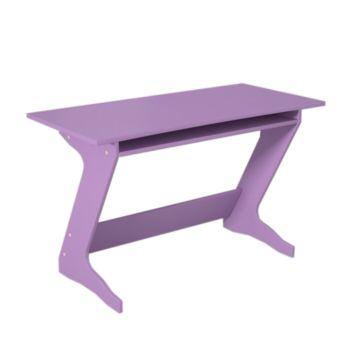 Стол-парта Millwood Вырастайка Юнпион 2 (Фиолетовый)