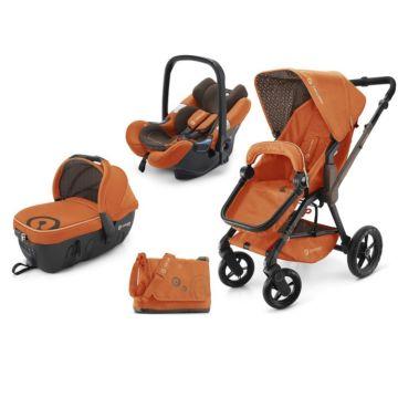 Коляска 3 в 1 Concord Wanderer Travel Set L.E. (Rusty Orange 2015)