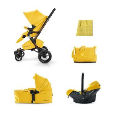 Коляска 3 в 1 Concord Neo Mobility Set L.E. (Blazing Yellow 2015)