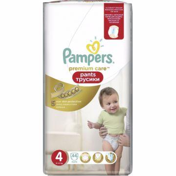 Подгузники-трусики Pampers Premium Care Maxi (9-14 кг) 44 шт