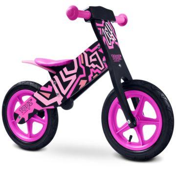 Беговел Toyz Zap (розовый)