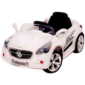 Электромобиль Kids Cars KR9928 R/C с пультом управления (белый)