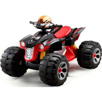 Квадроцикл Kids Cars JS318 (черный)