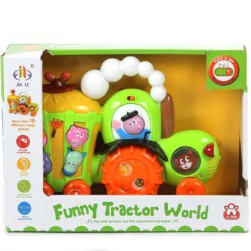 Развивающая игрушка Jia Le Toys Веселый Фермер