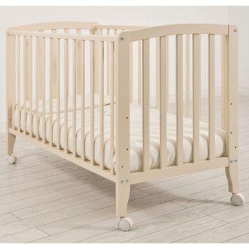 Кроватка детская Angela Bella Бьянка (колесо) (слоновая кость)