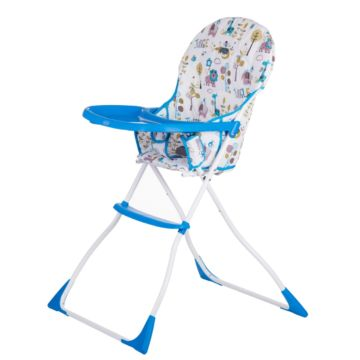 Стульчик для кормления Babyhit Bonbon (white-blue)