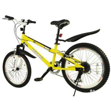 "Детский велосипед Royal Baby Freestyle Alloy 20"" (желтый)"