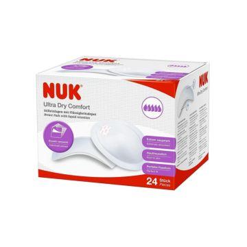 Прокладки для бюстгальтера NUK Ultra Dry Comfort (24 шт)