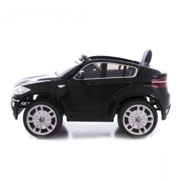 Электромобиль Coolcars BMW X6 12V (черный)