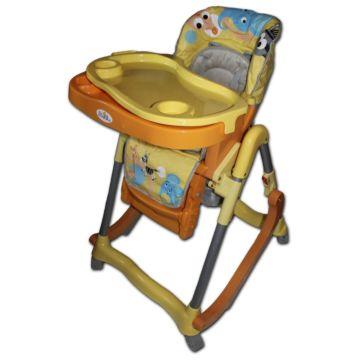 Стульчик для кормления ForKiddy Cosmo Twister (yellow)