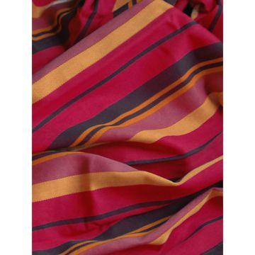 Слинг-шарф Красный Тюльпан мелкие полосы