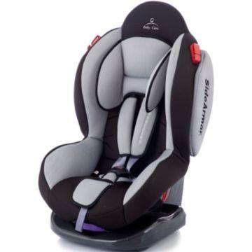 Автокресло Baby Care Side Armor Evolution (черно-серый)