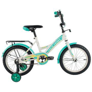 """Детский велосипед TechTeam 135 14"""" 2018 (белый)"""