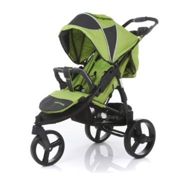 Коляска прогулочная Baby Care Jogger Cruze (Green)