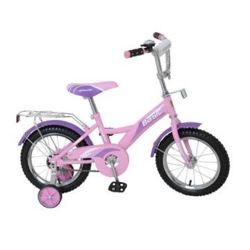 """Детский велосипед Navigator Kite 14"""" (розовый)"""