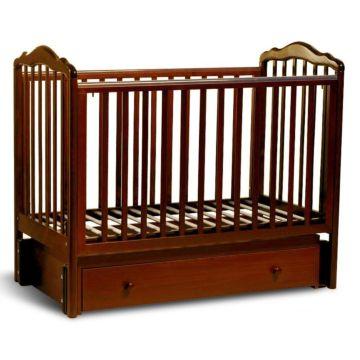 Кроватка детская Sweet Baby Tesoro (Универсальный маятник) Noce