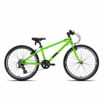 """Подростковый велосипед Frog Bikes 62 24"""" (зеленый)"""