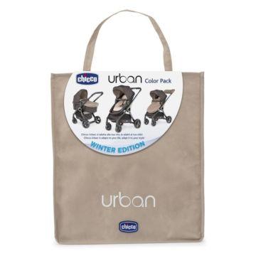 Зимний набор аксессуаров Chicco к коляске Urban Plus (Winter Day) ДИСКОНТ