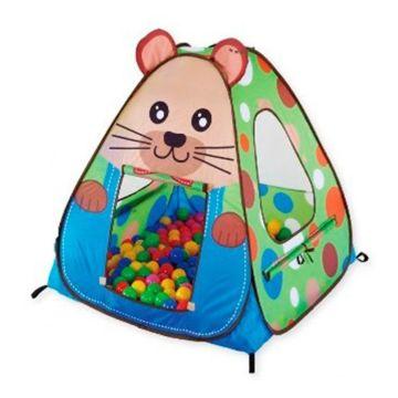Детская палатка Calida с шарами Сурок