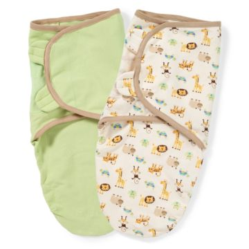 Конверт Summer Infant SwaddleMe Organic S/M (2 шт.)
