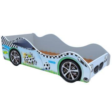 Кровать-машина Кроватка5 Машинки (Чемпион)