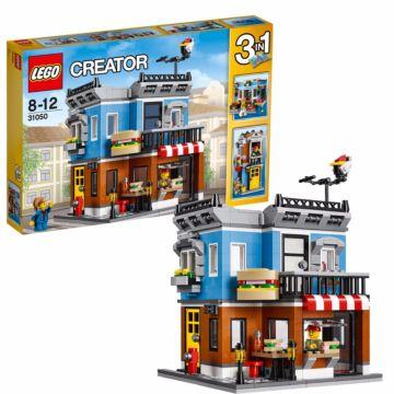 Конструктор Lego Creator 31050 Магазинчик на углу