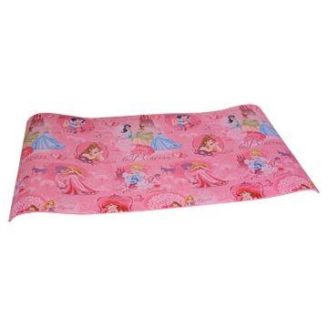 Развивающий коврик Yurim Disney с тубусом 200х150х0.5см (Принцессы)