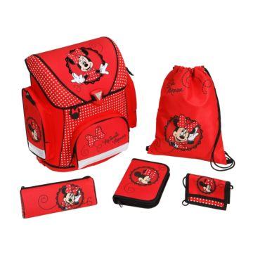 Ранец Scooli школьный с наполнением Minnie Mouse MI13825