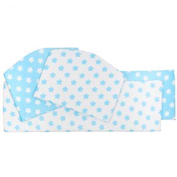 Бампер для кроватки Sweet Baby Stelle Turchese