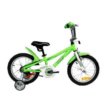 """Детский велосипед Ride 16"""" (green)"""