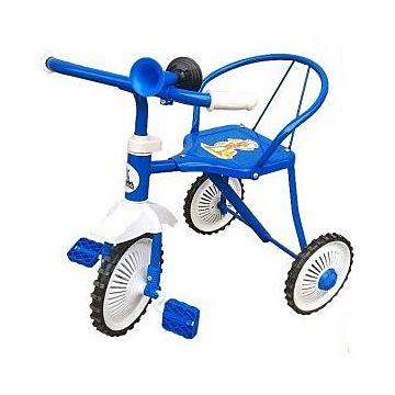 Трехколесный велосипед Moby Kids Муравей (Синий)