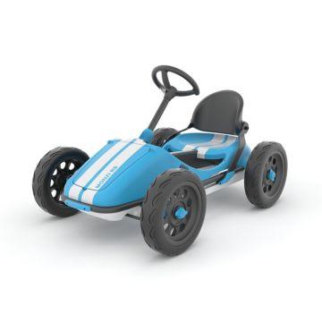 Детская педальная машина Chillafish Monzi RS (голубой)