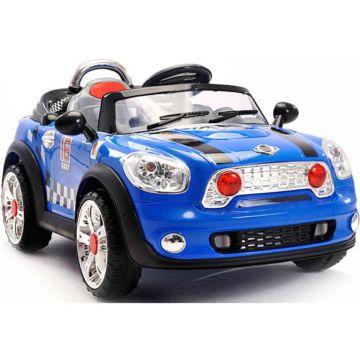 Электромобиль Kids Cars J1118 с пультом управления (синий)