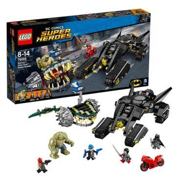 Конструктор Lego Super Heroes 76055 Супер Герои Убийца Крок